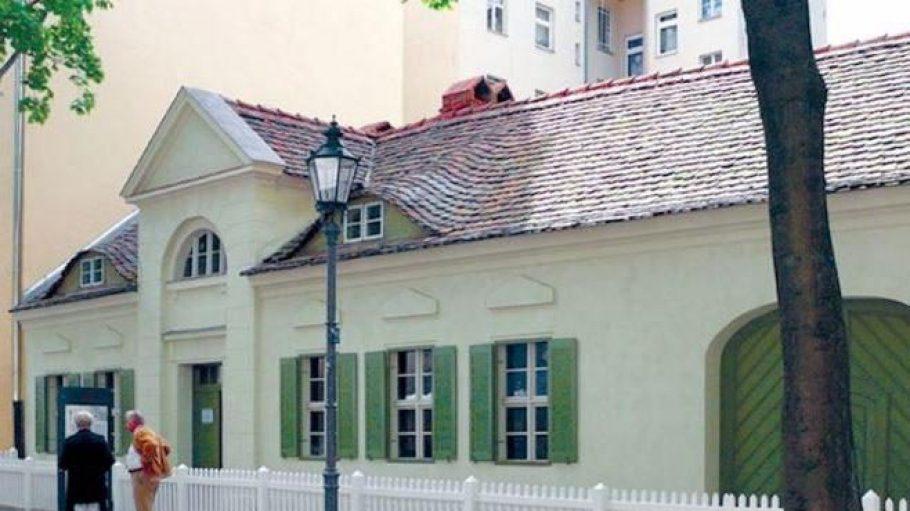 Das Kermaik-Museum im ältesten Bürgerhaus Charlottenbugs.