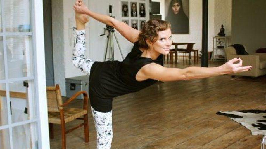 Yoga ist Kerstin Linnartz' große Leidenschaft.