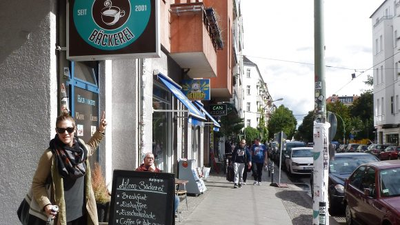 """""""Den besten Couscous der Stadt gibts in der Bäckerei Aileen"""", schwärmt der ehemalige """"Berlin Tag und Nacht""""-Star."""