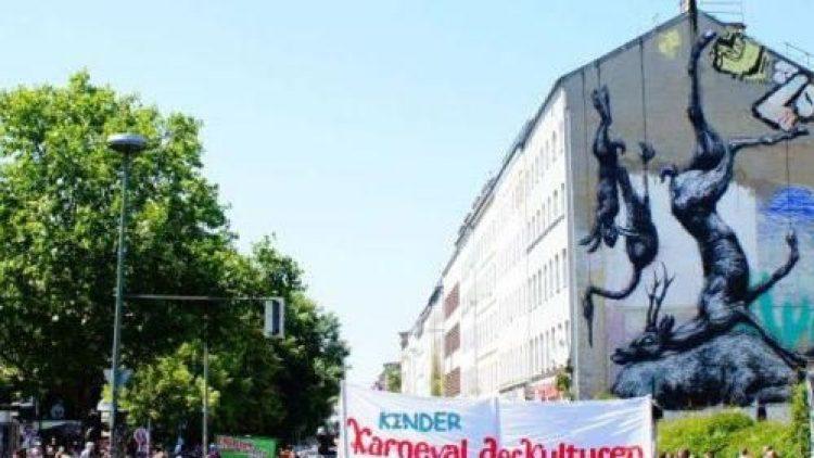 Auch 2015 steigt in Kreuzberg wieder der Kinderkarneval.