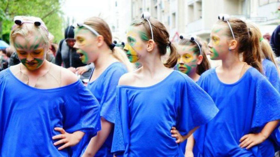 Kinderkarneval der Kulturen
