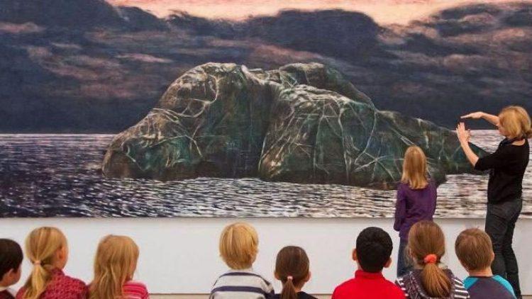 Nicht nur die Malerei wird Berliner Kids in den kommenden Wochen näher gebracht.