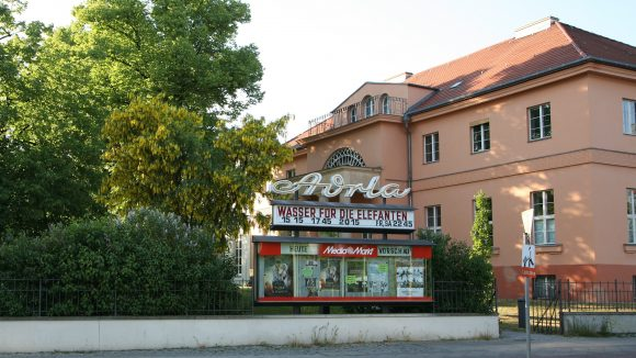 276 Plätze im Saal des Kinos Adria geben Kinofreunden Gelegenheit, die Filme im gemütlichen Polstersessel zu verfolgen.