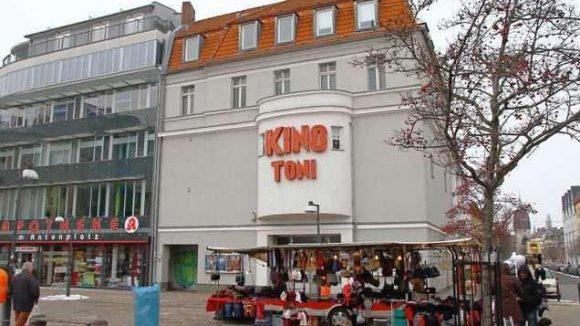 Kiez-Kino in Weißensee: Das Toni am Antonplatz.