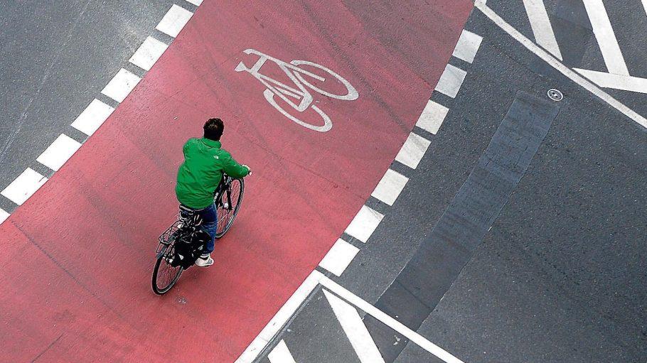 Radverkehr, wie er sein sollte.