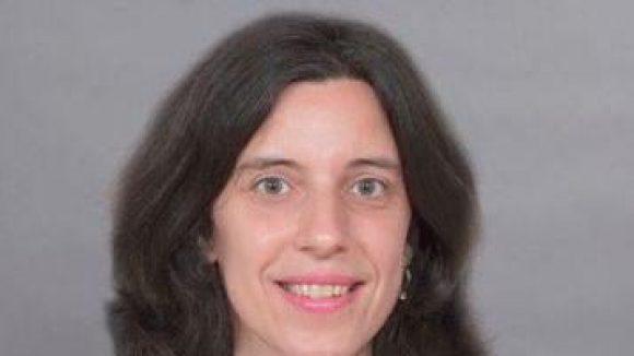 Ihre große Leidenschaft ist die Musik: Klavierlehrerin Claudia Pfeiffer.
