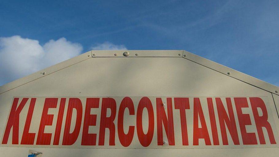 Ob legal oder illegal aufgestellt ist bei den meisten Containern schwer festzustellen.