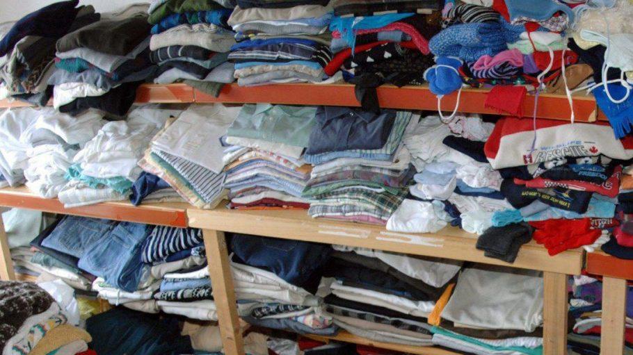 """""""Bring alt, kauf neu"""" - Die Spendenaktion soll Obdachlosen helfen."""