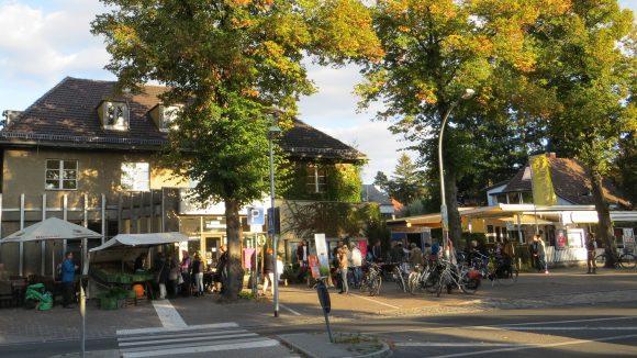 Die Neuen Kammerspiele sind das kulturelle Zentrum im Ort.
