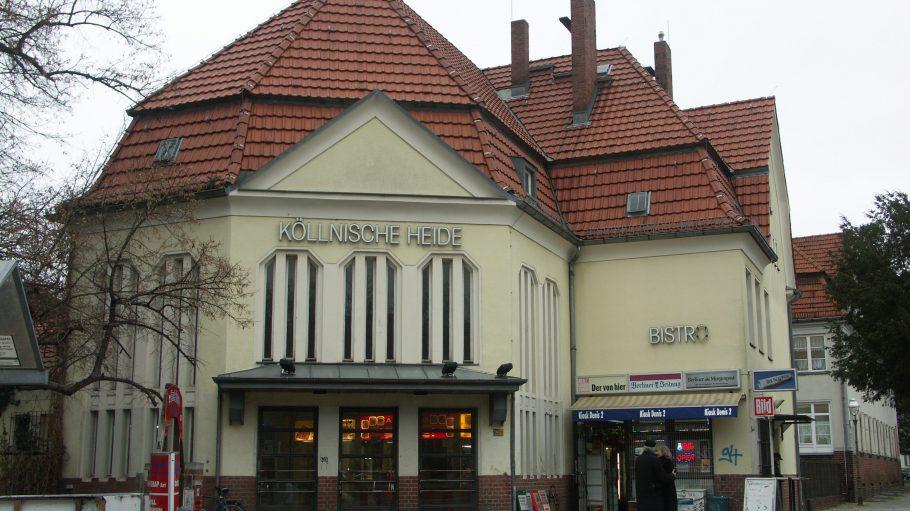 S-Bahnhof mit langer Geschichte: Köllnische Heide