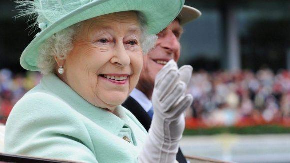Die Queen wird 90 - und in Berlin wird gefeiert.