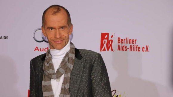"""Georg Uecker spielt in der """"Lindenstraße"""" den schwulen Mediziner Carsten Dressler."""