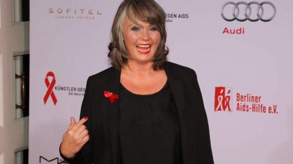 Sängerin Nathalie Kollo ist die Tochter der musikalischen Eltern Dorthe und René. Ihre Mutter war ebenfalls da ...
