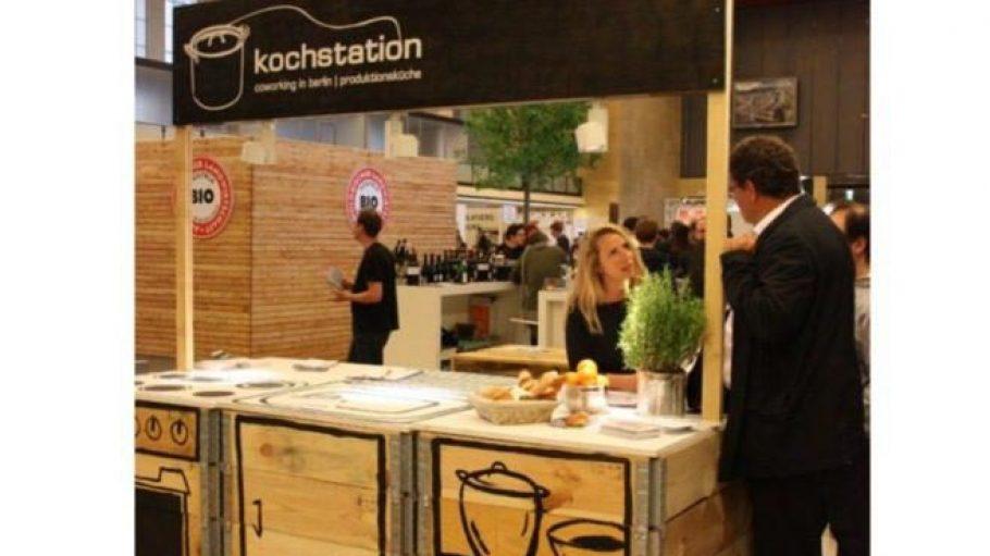 Über 40 Personen soll die Kochstation Platz und Equipment bieten können. Der Startschuss fällt im Herbst.