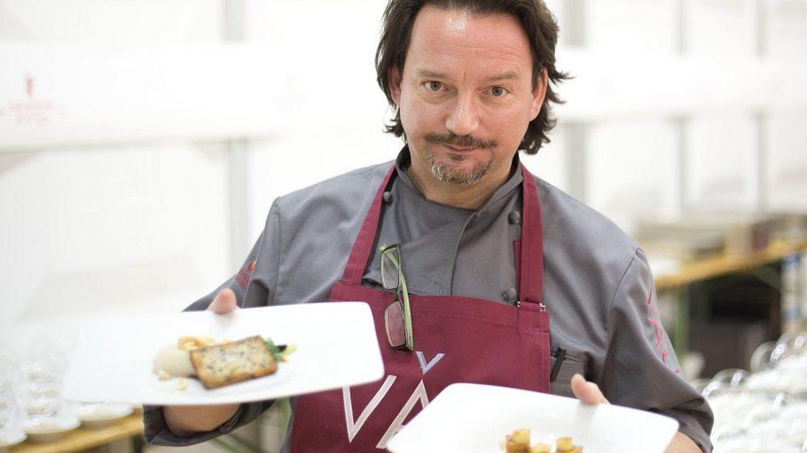 Kolja Kleeberg kochte auch schon bei der Berlinale. Mit seinem nächsten Restaurant will er wieder zurück zur einfachen Küche.