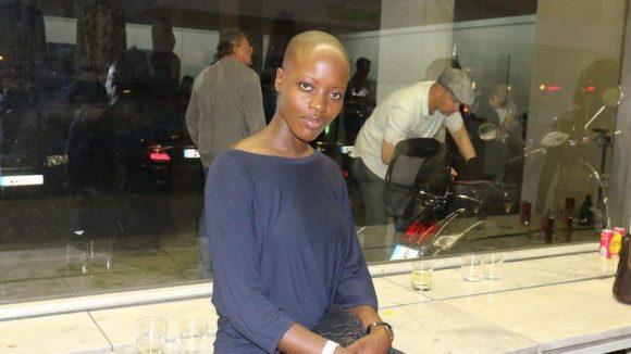 ... und Schauspielerin Florence Kasumba sehen.