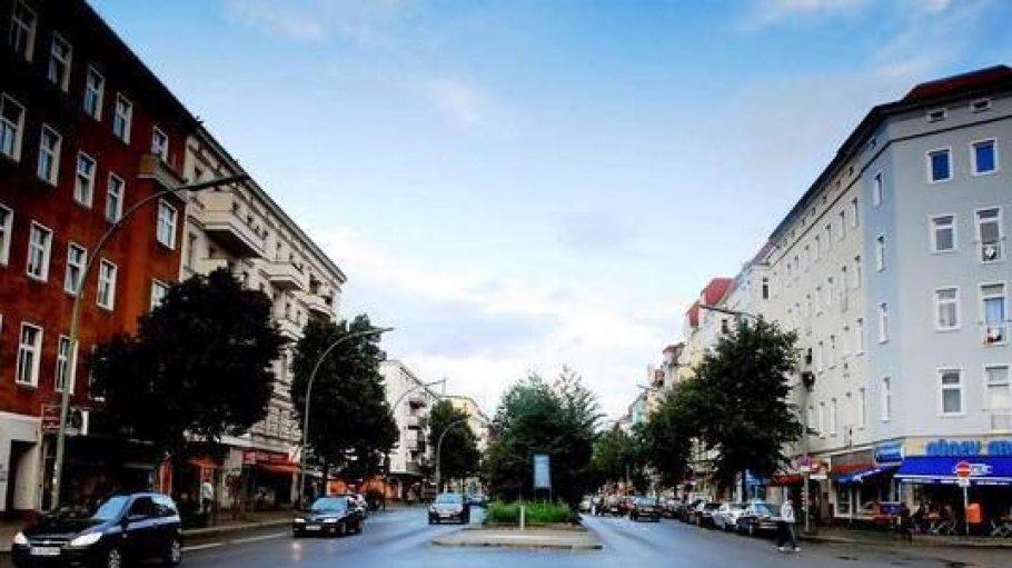 Sonnenallee: Vom traditionellen Arbeiterbezirk ist nicht mehr viel zu sehen.