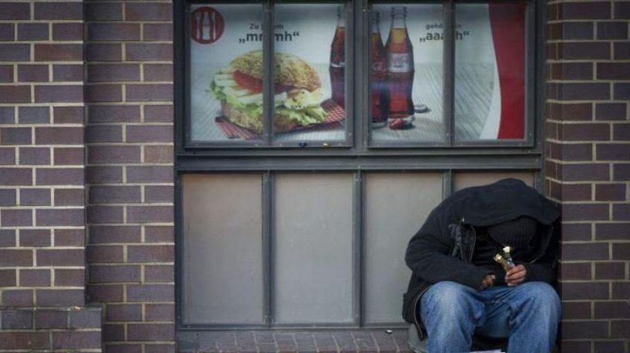 Auf sich selbst gestellt. Obdachlose haben zurzeit noch weniger Aussicht auf Hilfe. Die Unterkünfte sind überfüllt.