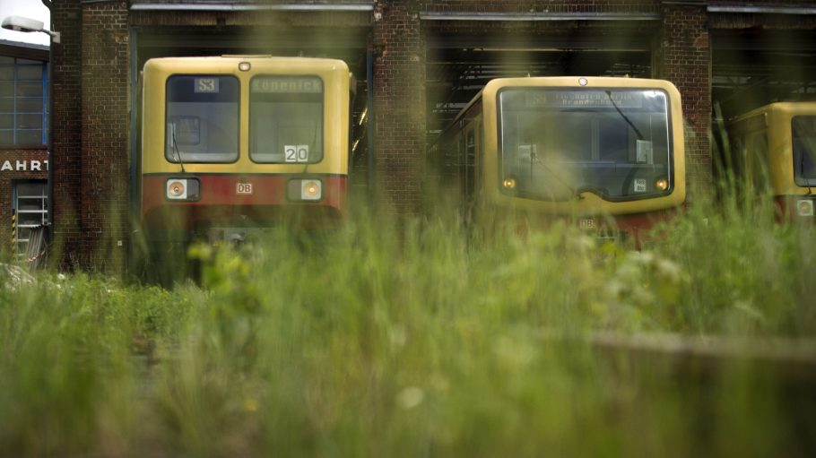 """2018 heißt es: """"Tschüß alte S-Bahn, hallo neues Modell."""" Aber wer wird dafür verantwortlich sein?"""