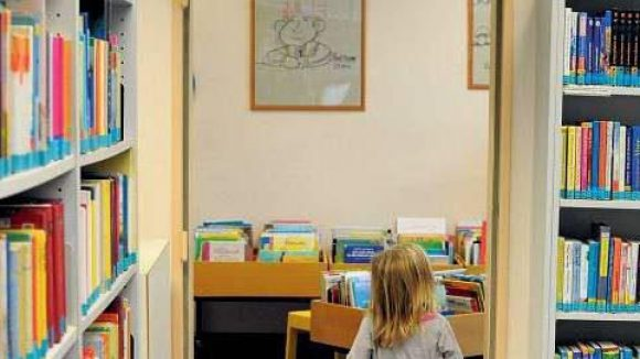 Lesen von Klein auf an kann nicht verkehrt sein. Bald soll das in jedem Alter kostenlos gehen.