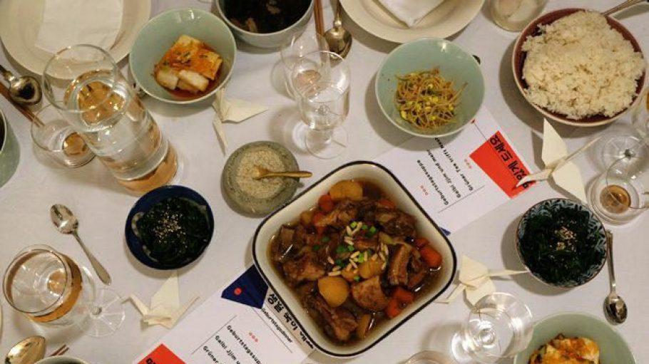 Viele kleine Köstlichkeiten: Su Song von Fraeuleinchen hat die koreanischen Restaurants in Berlin genau unter die Lupe genommen.