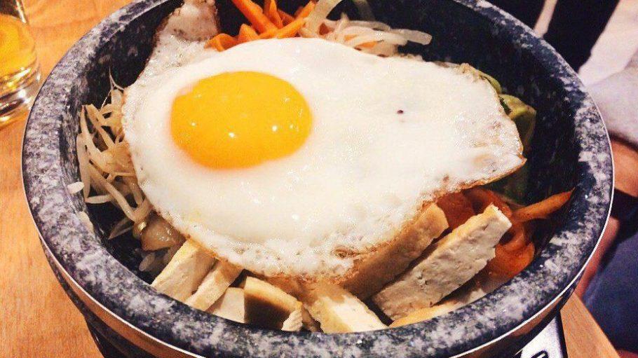 Authentische koreanische Küche gibt es jetzt auch am S-Bahnhof Steglitz.