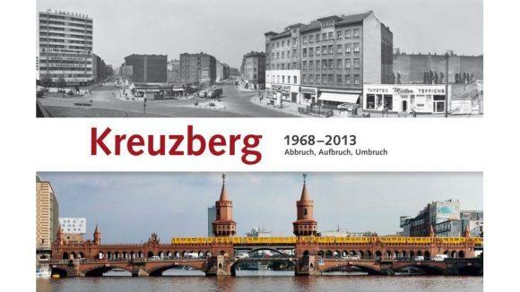 Gestern und heute: Das Cover des Bildbands.