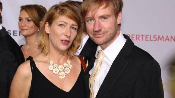 Unser neuer Kulturstaatssekretär Tim Renner und seine Frau, die Motor-Music-Chefin Petra Husemann-Renner.