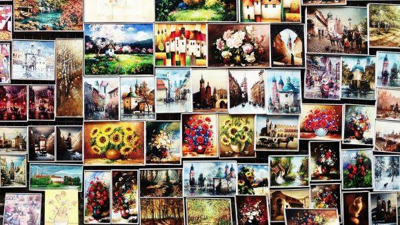 Kunst ohne Grenzen - das bietet die Berlin Art Week.
