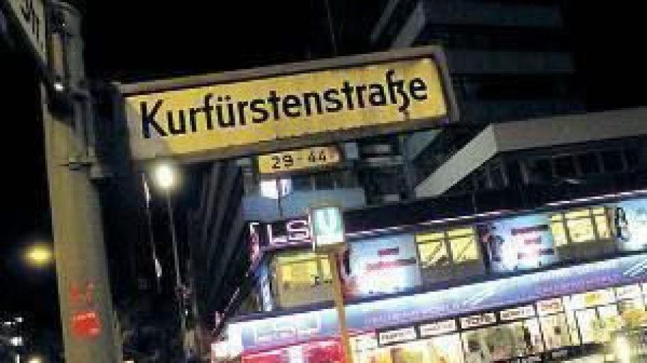 Problemgebiet. Hier bieten viele Prostituierte ihre Dienste an.