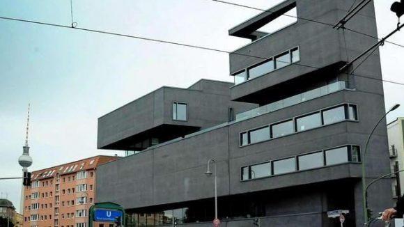 Weniger Bausünde als architektonische Skulptur: Den Bewohner gefällt das L 40.
