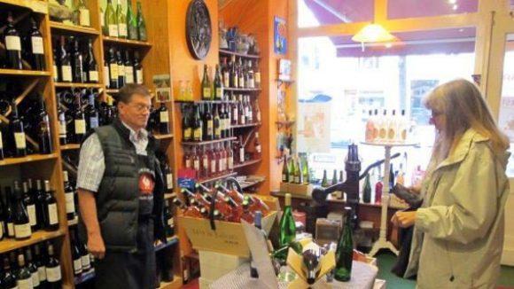 La Cave de Bacchus: Berlins älteste französische Weinhandlung.
