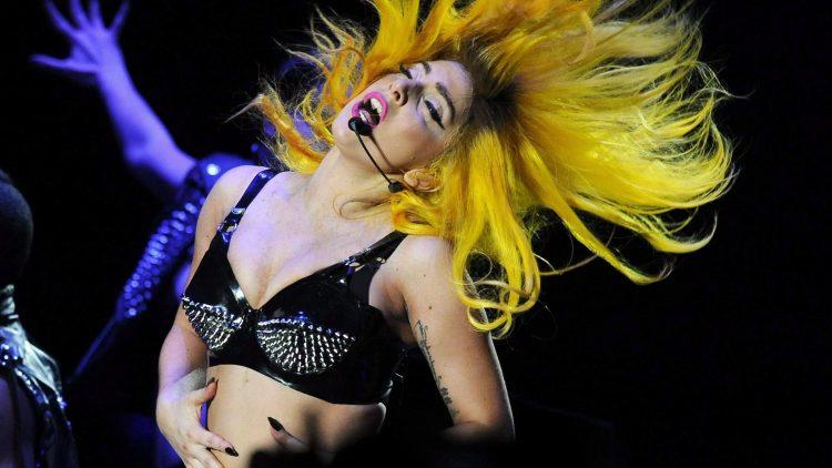 Wenn die Gaga loslegt ...