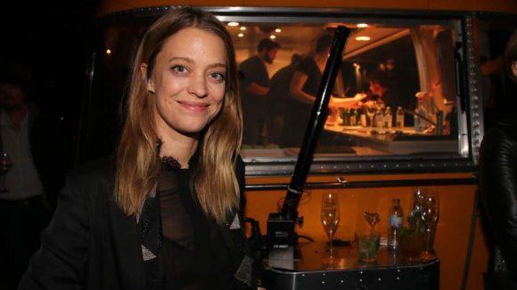 Promiauflauf bei Lala Berlin: Schauspielerin Heike Makatsch gehört ebenso zu den Fans der Modelinie ...