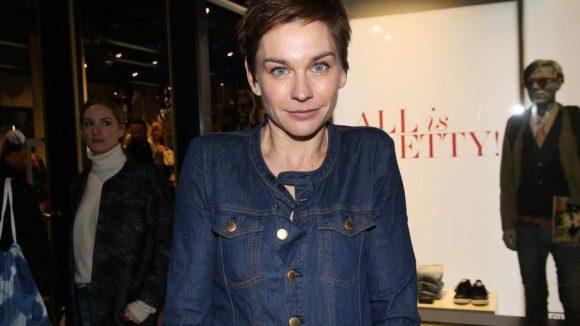 Schauspielerin Christiane Paul.