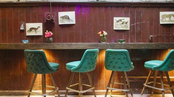 Nach dem Restaurant in die Bar: Wie praktisch, dass nebenan gleich das coole Le Croco Bleu eröffnet.