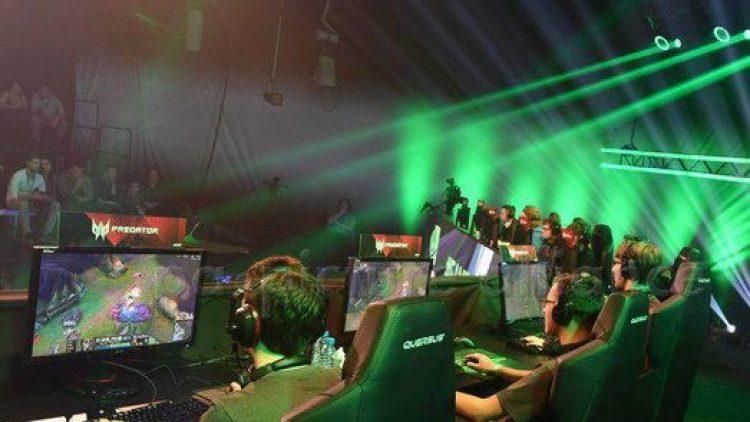 Dank des Vereins können endlich auch Berliner an League of Legends Turnieren teilnehmen.