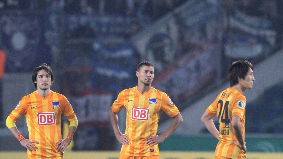 Leider schon Tradition, am Ende reicht es nicht für ein weiterkommen im DFB Pokal.