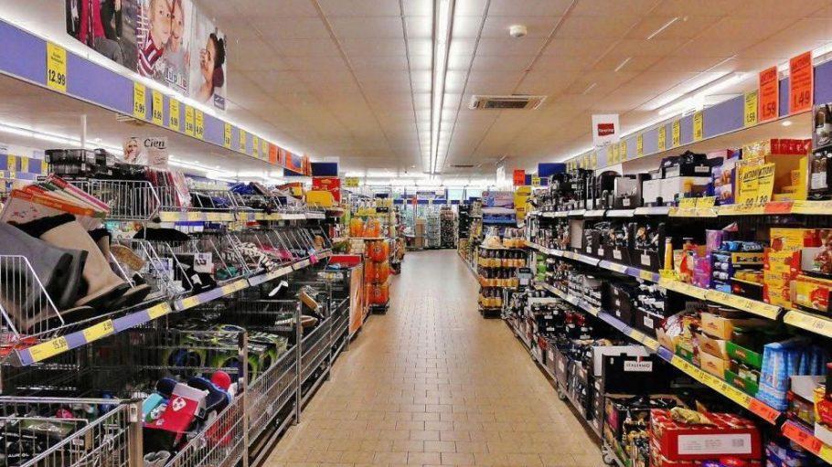 Die Innenräume eines Supermarktes sind für die Bürger im Prinzenviertel zunächst nur noch Erinnerung.