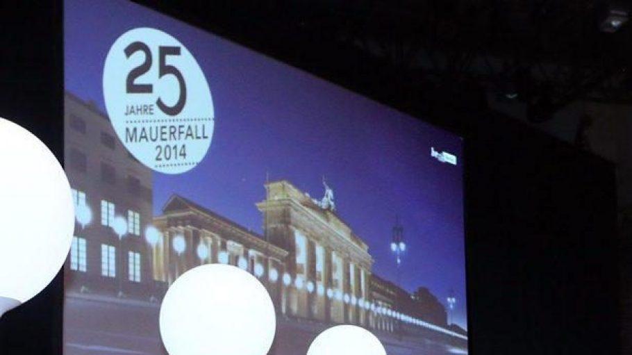 So sehen die Ballons aus, die am 9. November in den Berliner Himmel aufsteigen. Aber auch sonst wird zum Gedenkjahr 25 Jahre Mauerfall eine Menge geboten.