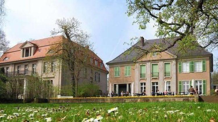Die Liebermann-Villa an der Wannseer Colomierstraße.