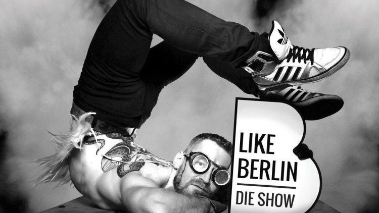Bei dieser Show wirst du Berlin-Sound hören und Weltstadt-Atmo fühlen.