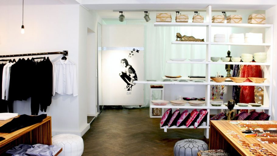 Mongrels in Common und Nevalu.com haben nun einen gemeinsamen Store: little concept in der Tieckstraße.