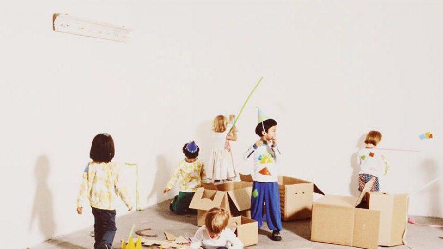 Während die Kleinen kreativ sind, darf Mama shoppen.