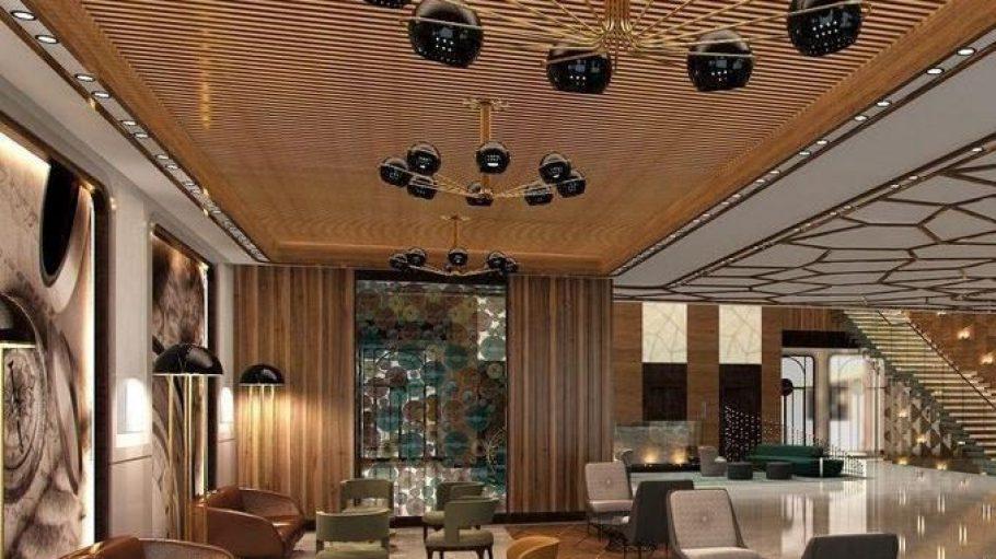 Die Lobby-Bar im 60er-Jahre-Stil ist ein optischesHighlight.