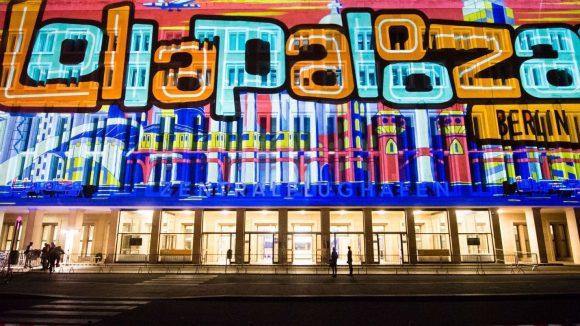 Jetzt ist es raus: Das Lollapalootza findet definitiv statt. Aber nicht auf dem Gelände des ehemaligen Flughafen Tempelhof.