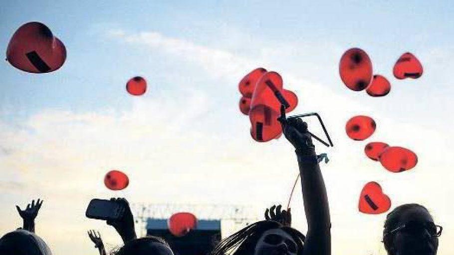 """Hauptsache Feiern. """"Lollapalooza"""" ist ein Festival für Innenstädte, sagen die Macher. Der Treptower Park sei die ideale Lösung."""