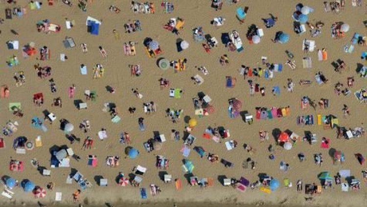 Im Juli 2012 sah es am Strandbad Wannsee noch so aus. Ob die Besucher im nächsten Jahr wiederkommen?