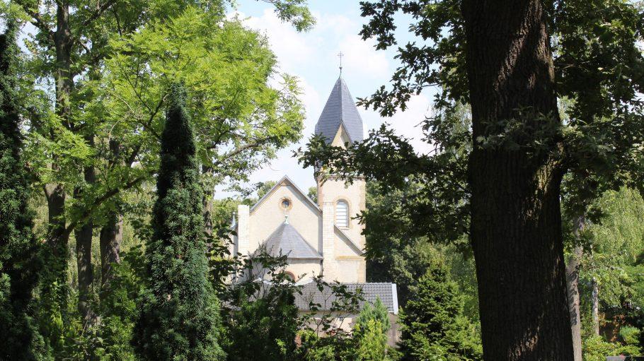 Luisenkirchhof in Charlottenburg
