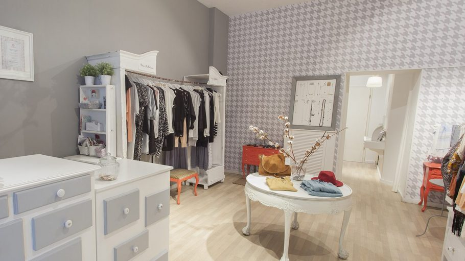 Ein Besuch im Shop Ma Garderobe auf der Wühlischstraße ist wie ein kleiner Shopping-Trip in Frankreich. Aber es gibt noch mehr tolle Mode-Läden nahe dem Boxhagener Platz.